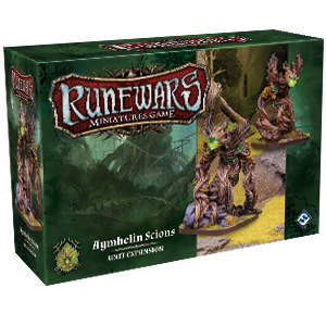 Runewars: The Miniatures Game - Aymhelin Scion Unit Expansion