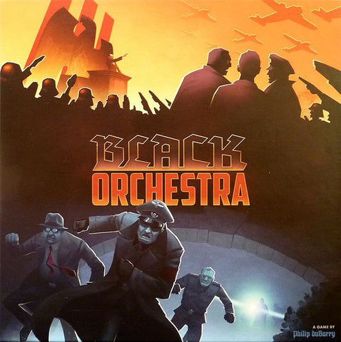 Black Orchestra 2nd Ed