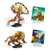 King of Tokyo/New York: Cybertooth Monster Pack