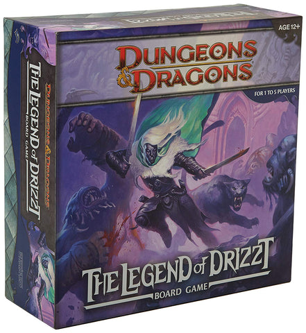 D&D Legend of Drizzt