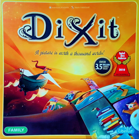 Dixit South African Edition