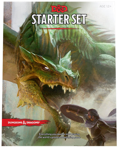 Dungeons and Dragons RPG Starter Set