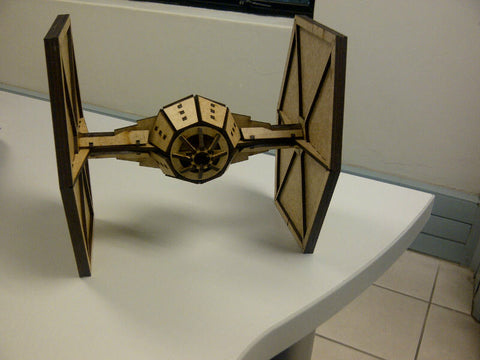 Empire Fighter 3D Puzzle