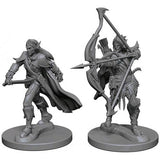 Pathfinder Unpainted Miniatures