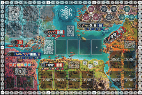 Reavers of Midgard Game Mat
