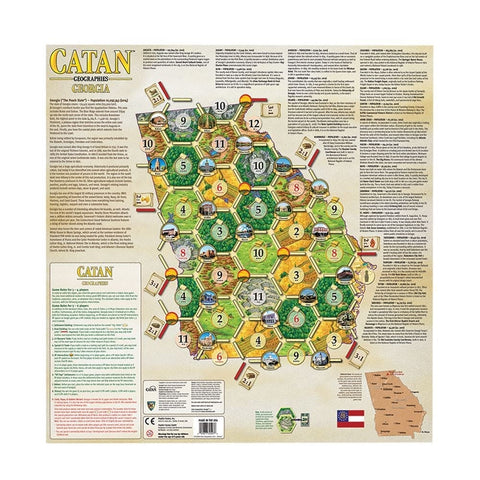 Catan Geographies