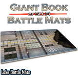 Giant Book of Sci-Fi Battle Mats
