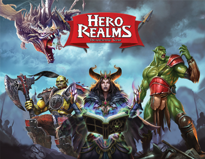 Hero Realms Core Set