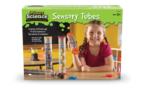 Primary Science Sensory Tubes STEM Geek South Africa