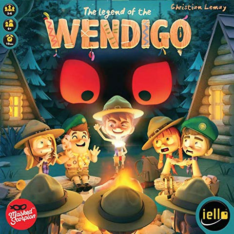 Legend of the Wendigo