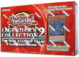 Legendary Collection 2: The Duel Academy Years -Gameboard Edition