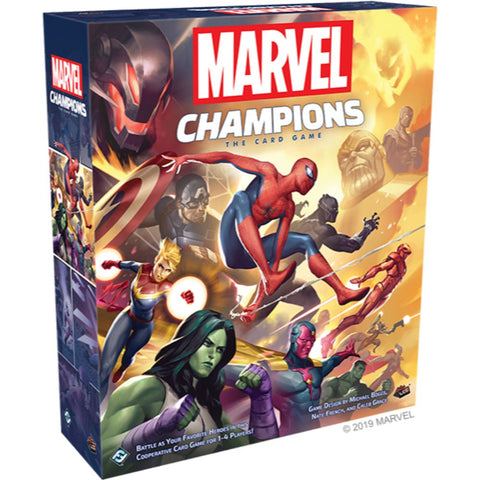 Marvel Champions LCG: Core Set