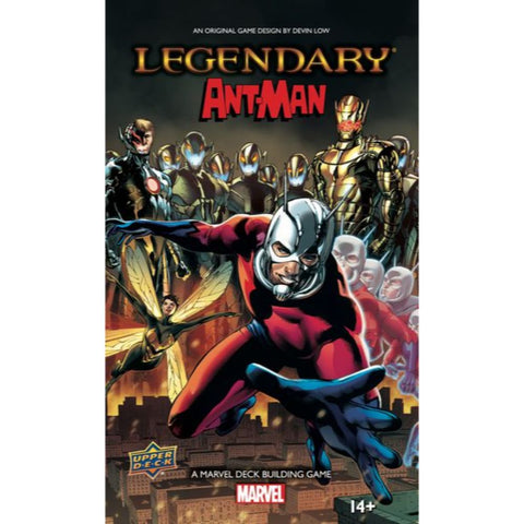 Marvel Deck Building Game: Ant-Man