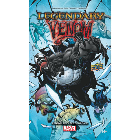 Marvel Deck Building Game: Venom