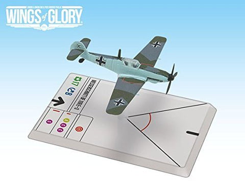 WW2 Wings of Glory: Messerschmitt Bf.109 E-3 Squadron Pack