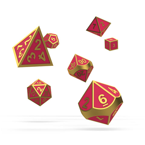 oakie doakie DICE RPG Glow i/t Dark