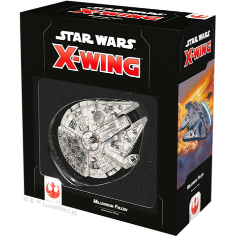 Star Wars X-Wing 2nd Edition: Millennium Falcon