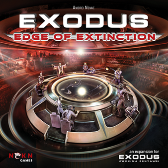 Exodus Edge of Extinction Expansion Board Game Geek South Africa