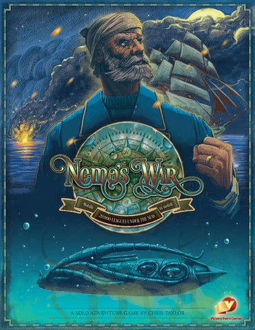 Nemo's War 2nd Edition