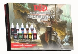 Nolzur's Marvelous Pigments - Adventurer Paint Set