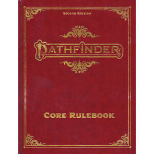 Pathfinder 2nd Edition: Core Rulebook Special Edition