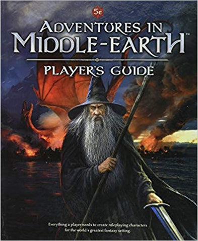 Adventures in Middle Earth (5e)