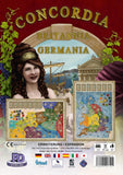 Concordia Britannia & Gernania Board Game Geek South Africa