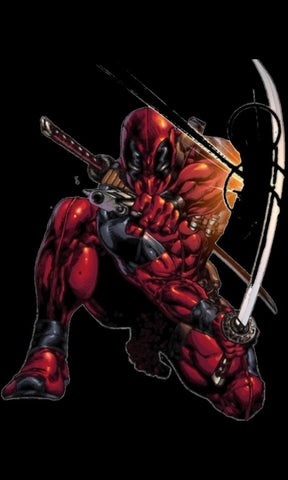 Deadpool Anti-Hero T-Shirts