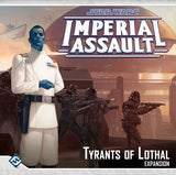 Star Wars: Imperial Assault Tyrants of Lothal Miniature Game Geek South Africa