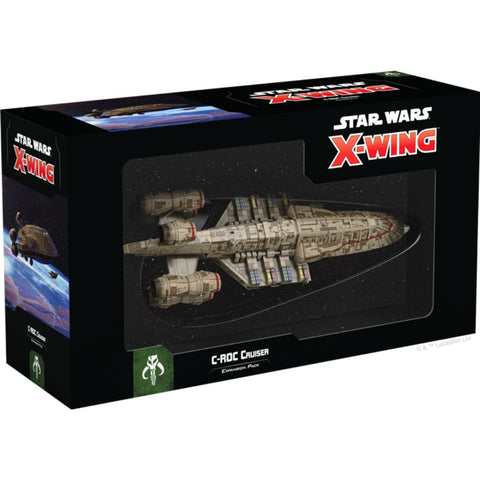 Star Wars X-Wing 2nd Edition: C-ROC Cruiser