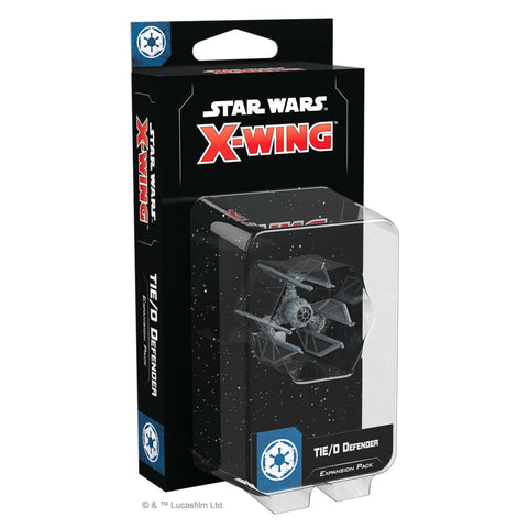 Star Wars X-Wing: TIE/D Defender Expansion Pack