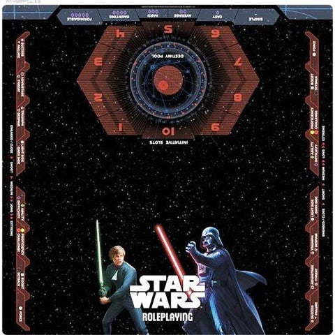 Star Wars Roleplaying Game Mat