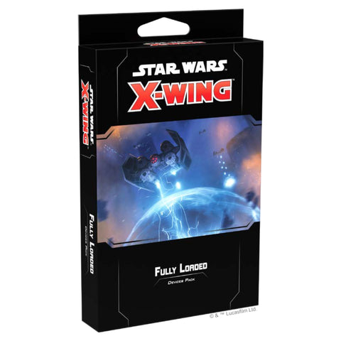 Star Wars X-Wing The Fully Loaded Devices Pack Proximity Mines, Conner Nets, Ion Bombs Miniature Game