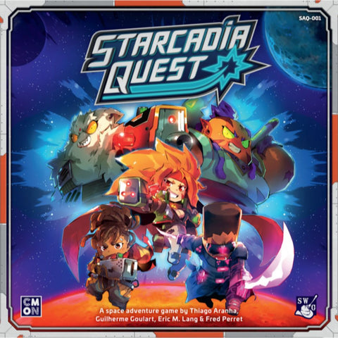 Starcadia Quest standalone campaign game