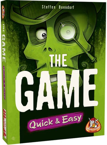 The Game 'Quick & Easy