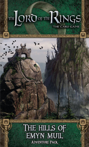 Lord Of The Rings Card Game The Hills of Emyn Muil