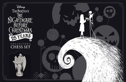 The Nightmare Before Christmas 25 Years Chess
