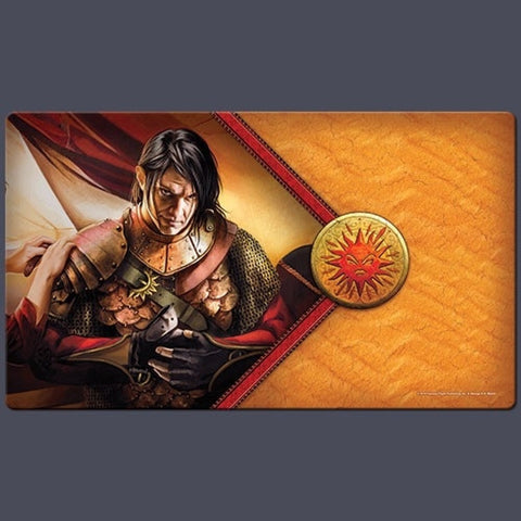 A Game Of Thrones LCG 2nd Edition: The Red Viper Playmat