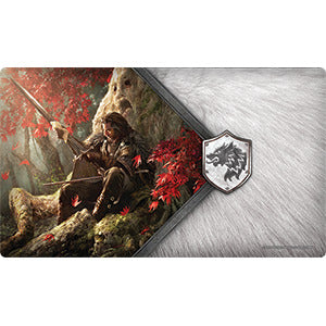 A Game Of Thrones LCG 2nd Edition: The Warden of the North Playmat