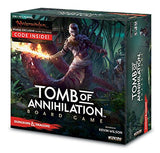 Tomb of Annihilation Adventure System Board Game