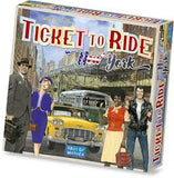 Ticket To Ride New York