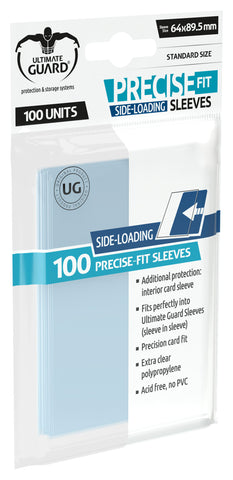 Ultimate Guard Precise Fit Side-loading Sleeves