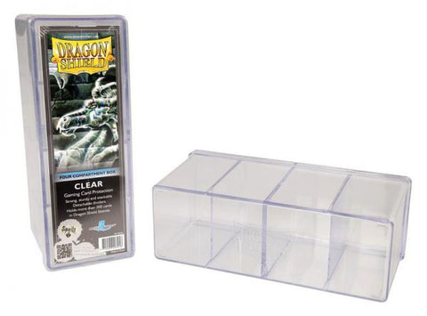 Dragon Shield Storage Box w. 4 compartments