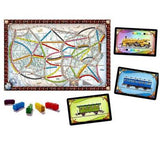Ticket to Ride with Afrikaans Rules