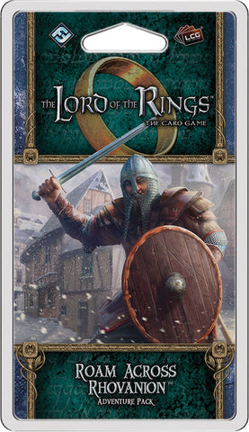 The Lord of the Rings LCG: Roam Across Rhovanion Adventure Pack
