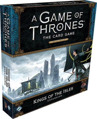 A Game of Thrones LCG: 2nd Edition King of the Isles Expansion Card Games Geek South Africa