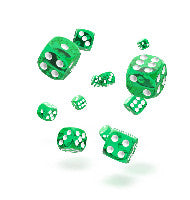 oakie doakie DICE D6 12mm (36)