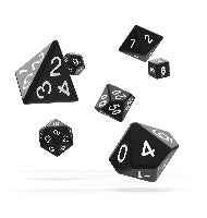oakie doakie DICE RPG Set Solid
