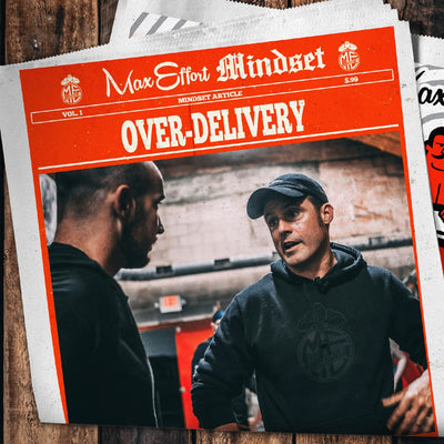 #29 Over-Delivery