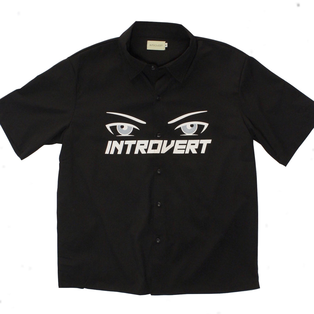 Introvert Neon Nights Shirt